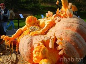 Pumpkin Zombies